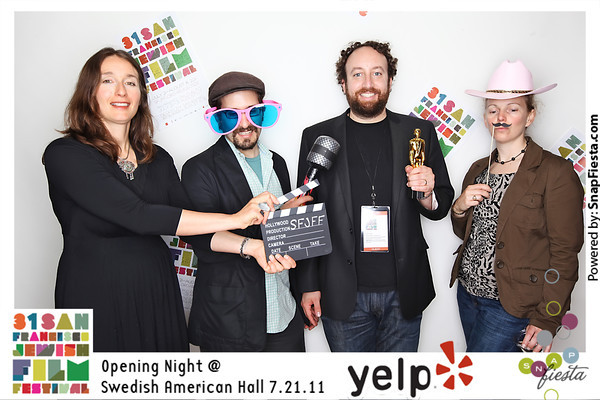 Jewish Film Festival Photo Booth