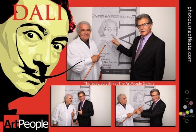 Dali at Art People