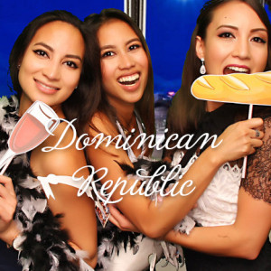 SnapFiesta Dominican Republic, DR Photo Booth
